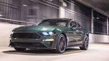 Ford Mustang Bullitt (2018)