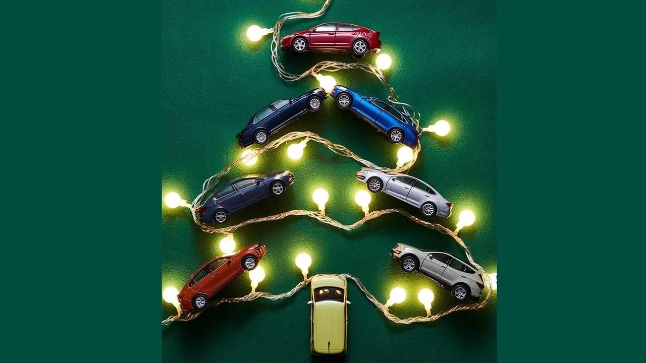 Hyundai karácsonyi üdvözlet