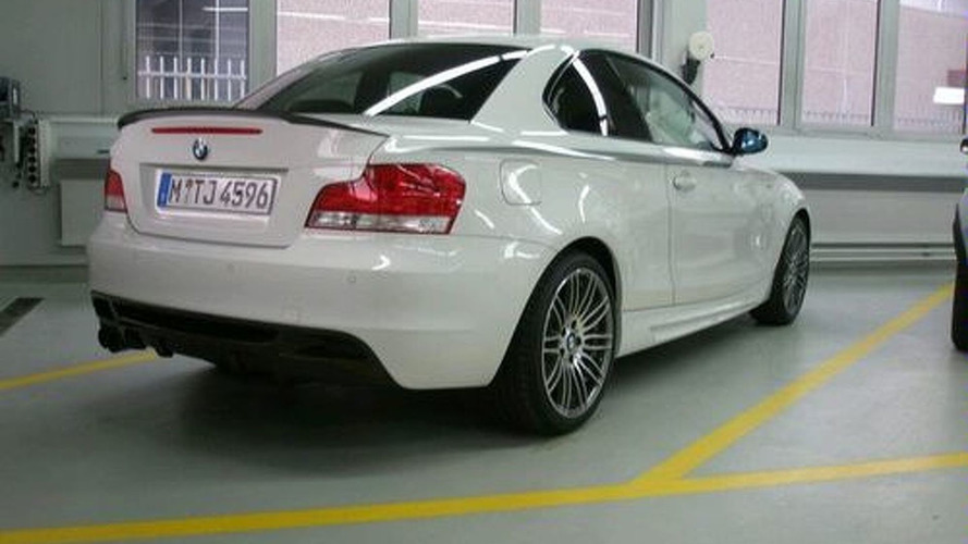 Is BWM 1 Series tii Ready for Production?