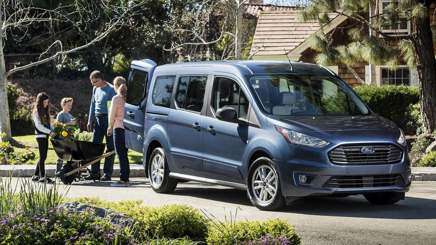 Ford Unveils 2019 Transit Connect Wagon