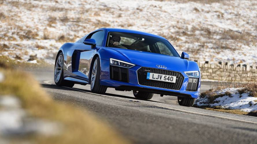 2018 Audi R8 RWS first drive: Fire up the not-a-quattro