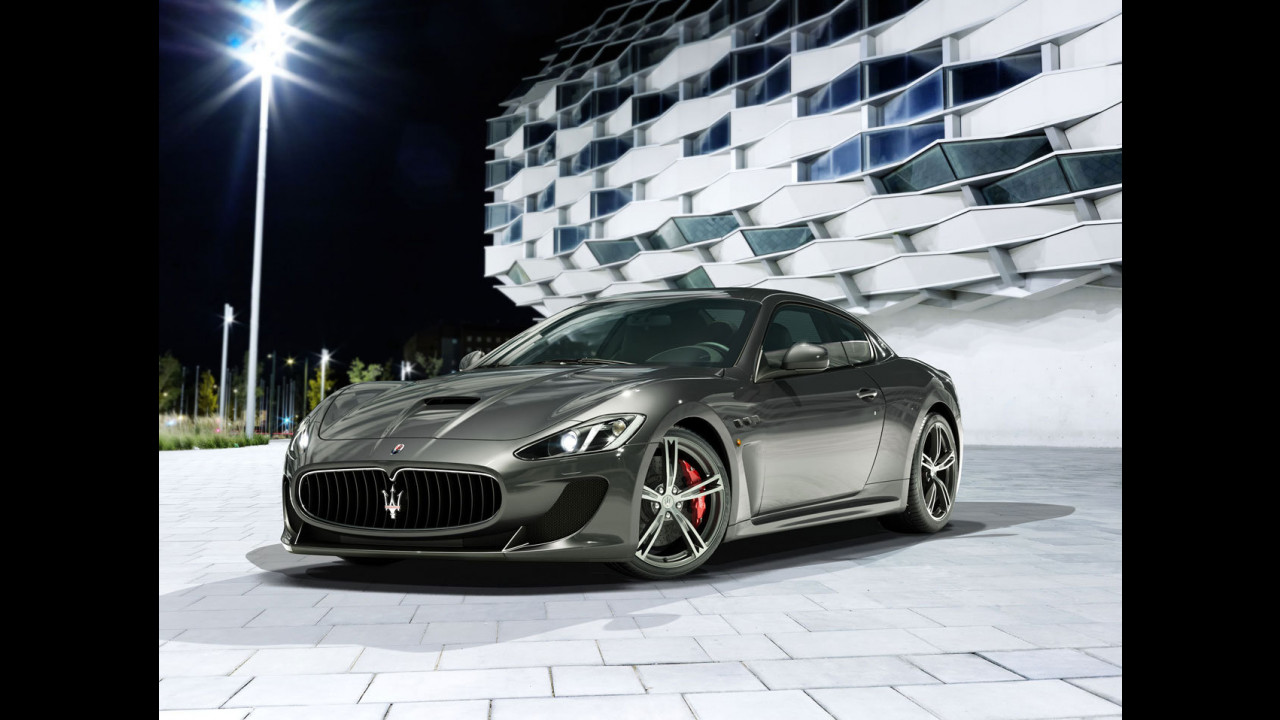 Maserati GranTurismo MC Stradale 4 posti