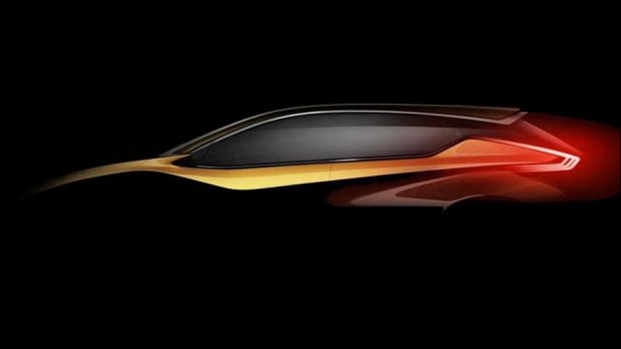 Nissan Resonance, ovvero la nuova Murano