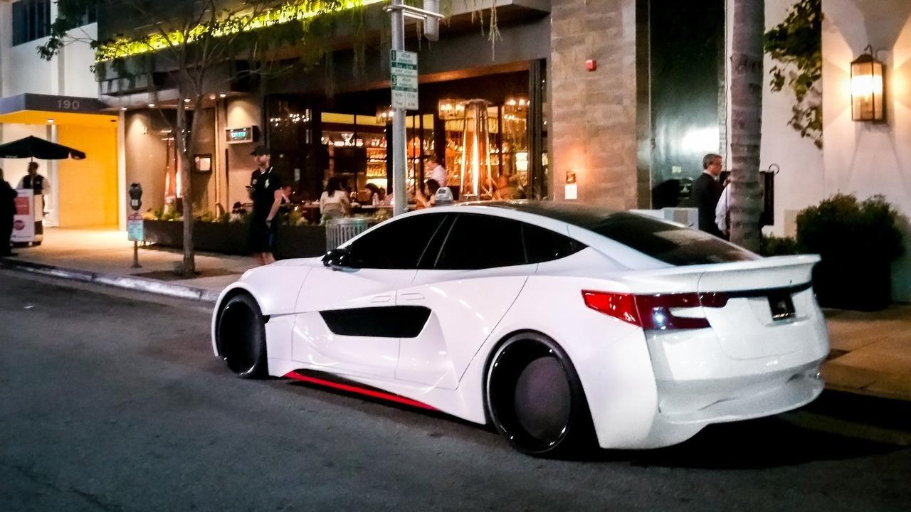 will.i.am Tesla Model S