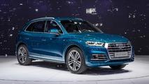 2017 Audi Q5 Paris Otomobil Fuarı