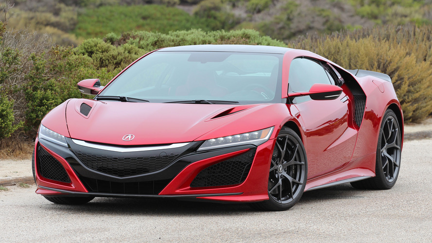 American-built Honda NSX supercar won't make it to Japan until next year