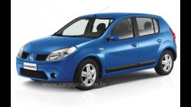 Renault Sandero será lançado dia 26 de novembro - Preços devem seguir faixa do Logan