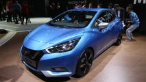 2017 Nissan Micra Paris Motor Show