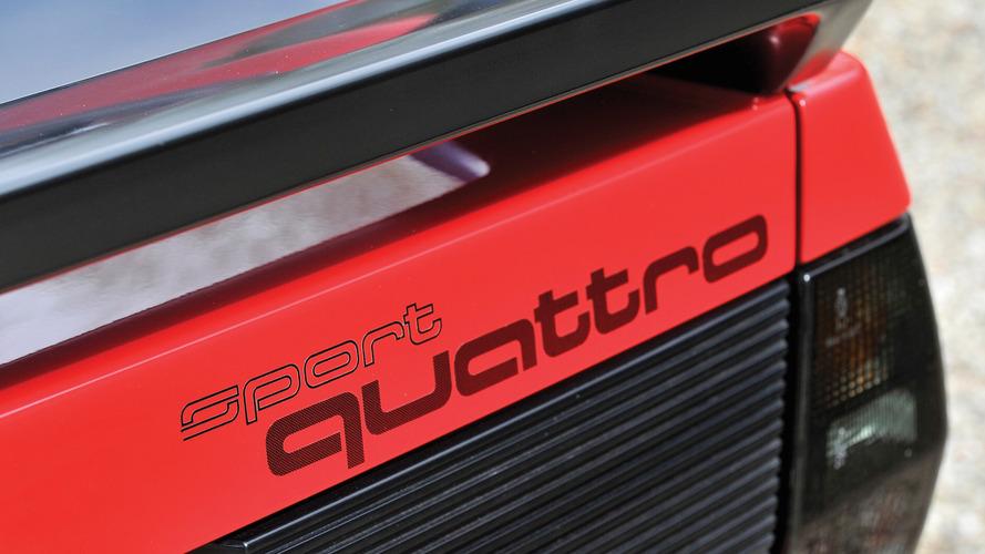 Audi - Déjà 8 millions de voitures Quattro