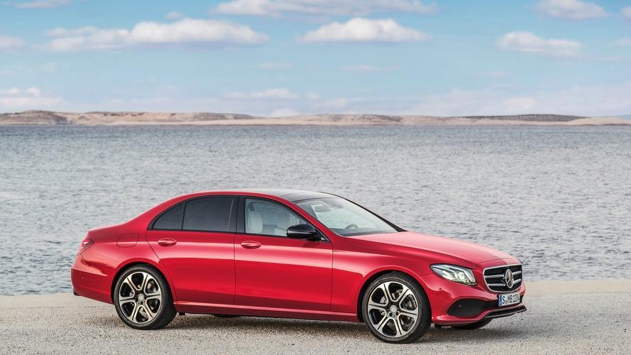 Arrêt des ventes de la Classe E350d en Allemagne — Mercedes