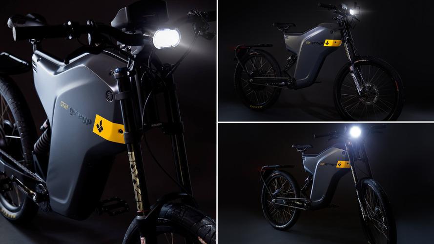 Rimac, 240 km menzilli Greyp e-motosikleti duyurdu