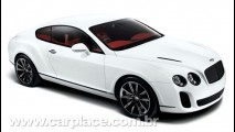 Bentley Continental Supersports - Novo esportivo tem motor Flex de 621cv