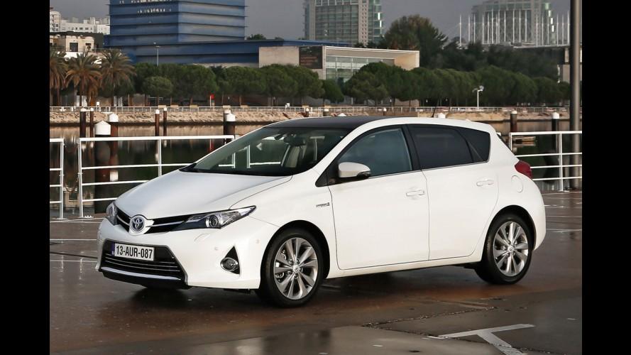 Test: Toyota Auris Premium Multidrive S