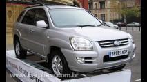 Voz do Dono: Proprietário de um Kia Sportage 2008 automático fala sobre o modelo