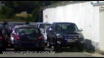 Leitor envia fotos da nova geração da Ford Ranger recém-lançada em Portugal