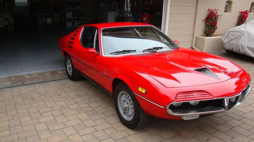 1971 Alfa Romeo Montreal eBay