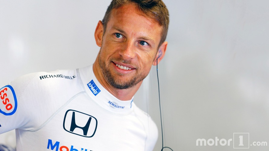 Button says he might race in Super GT next year