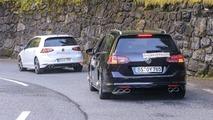 Makyajlı VW Golf R casus fotoğrafları