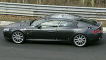 Aston Martin Rapide Spy Photo