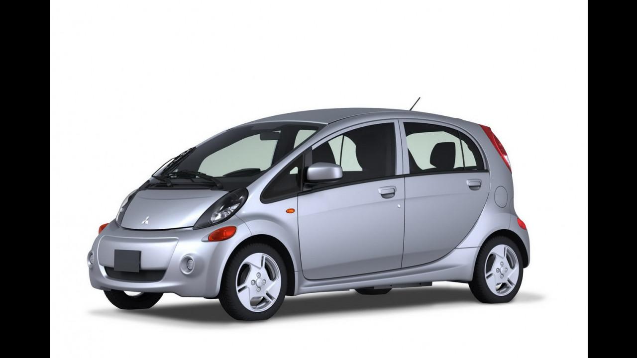Mitsubishi i-MiEV per gli USA