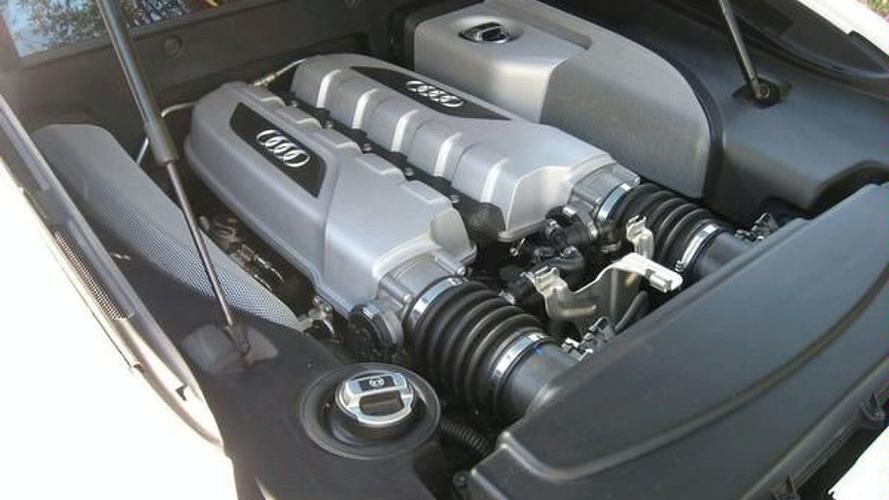 New Evidence Confirms Super R8 will get the 5.2 Litre V10 Engine