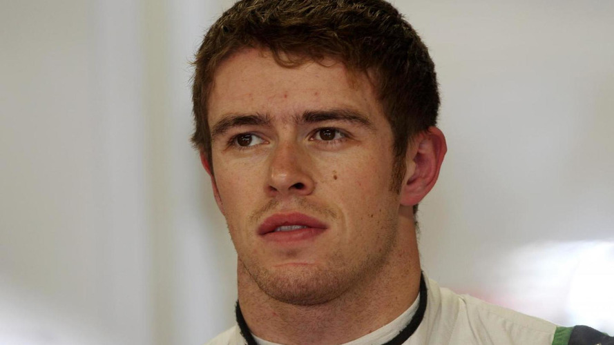 Di Resta needs 2014 role for F1 return - Coulthard