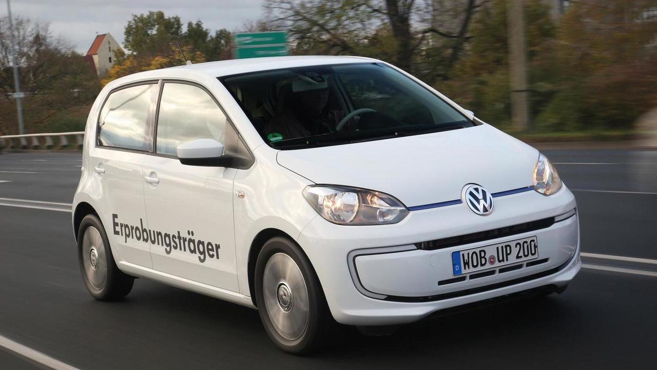Volkswagen Twin-Up concept 07.11.2013