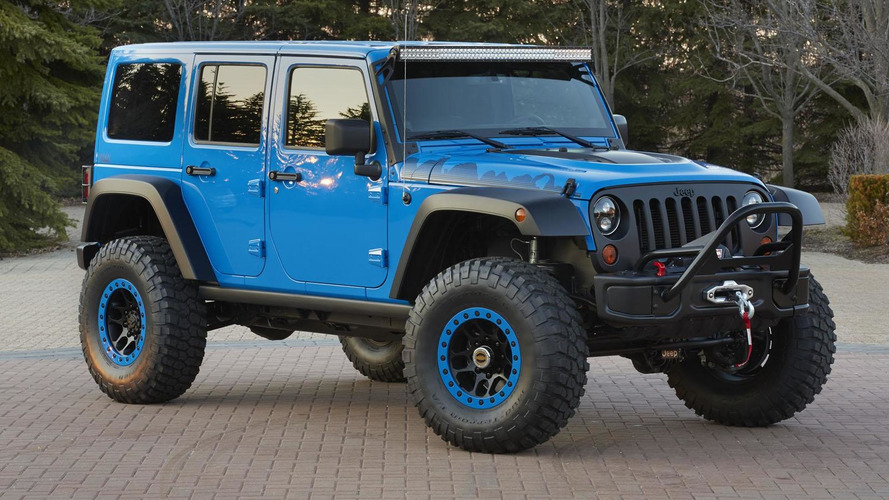Next generation Jeep Wrangler getting aluminum body - report