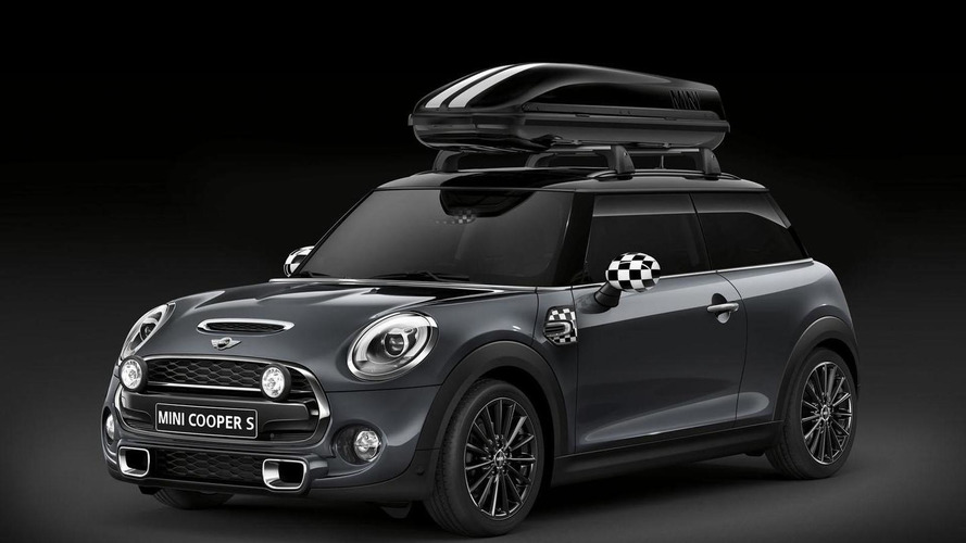 2014 MINI Cooper Original Accessories introduced