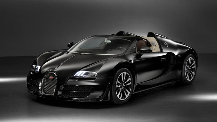 Bugatti Veyron Grand Sport Vitesse Jean Bugatti officially revealed