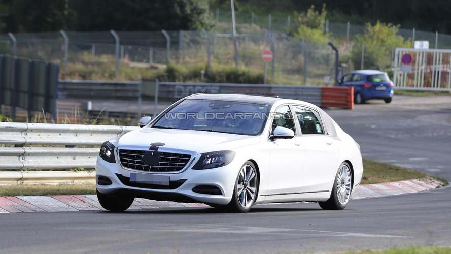 Mercedes confirms three new S-Class variants, AMG GT production in a few weeks