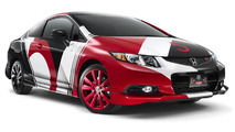 Honda Civic Si Coupe designed by Maroon 5 03.7.2013