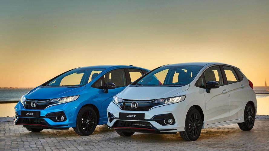 130 lóerős benzinmotorral is rendelhető a frissített Honda Jazz