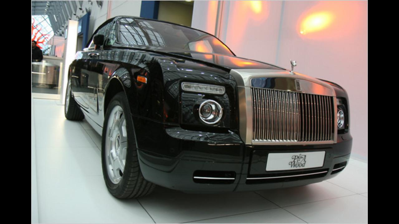 Rolls-Royce Phantom Cabriolet