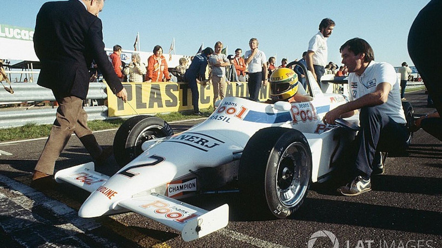 El taxista que corrió frente a Ayrton Senna