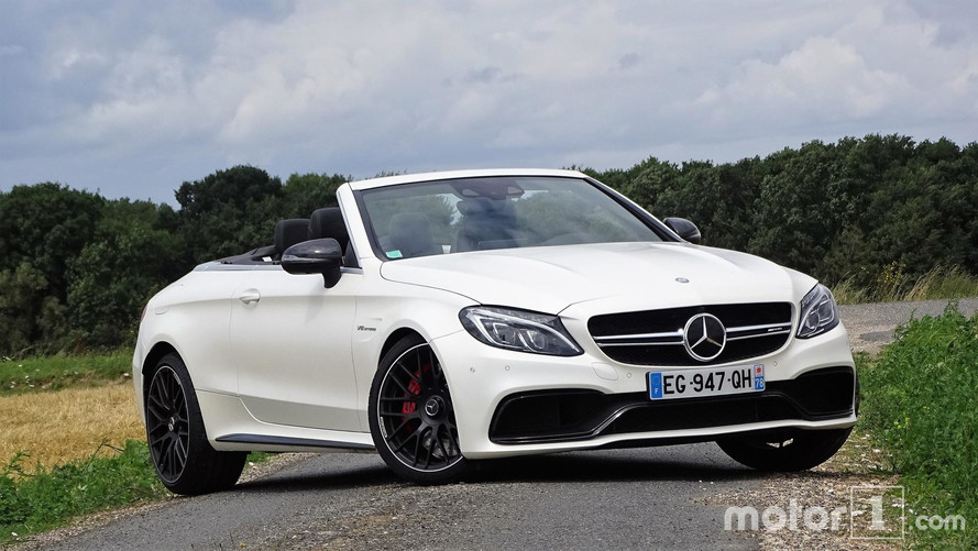 Essai Mercedes-AMG C 63 S Cabriolet - Dragster germanique