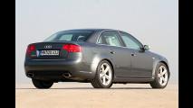 Audi RS4: Limo mit Schuss