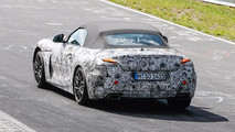 2018 BMW Z4 spy photo