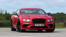 2017 Bentley Continental Supersports: First Drive