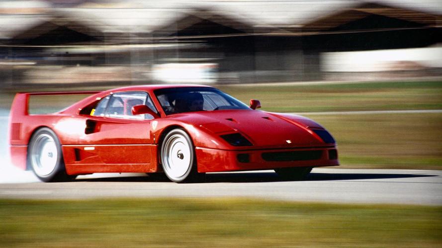 Ferrari F40 celebra seus 30 anos nesta sexta (21). Confira fotos!