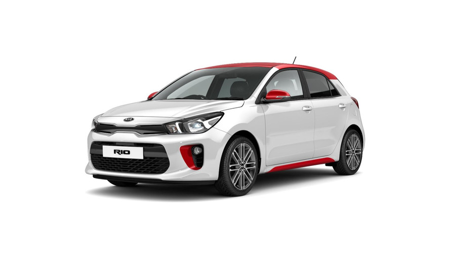 Kia Rio Special Edition Launched