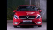 Mercedes comemora 1 milhão de Classe B produzidos