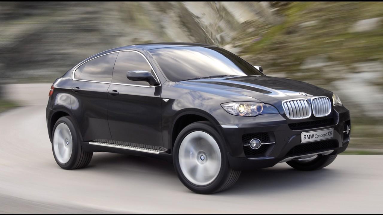 BMW confirma desenvolvimento do X4 - Lançamento é esperado para 2014