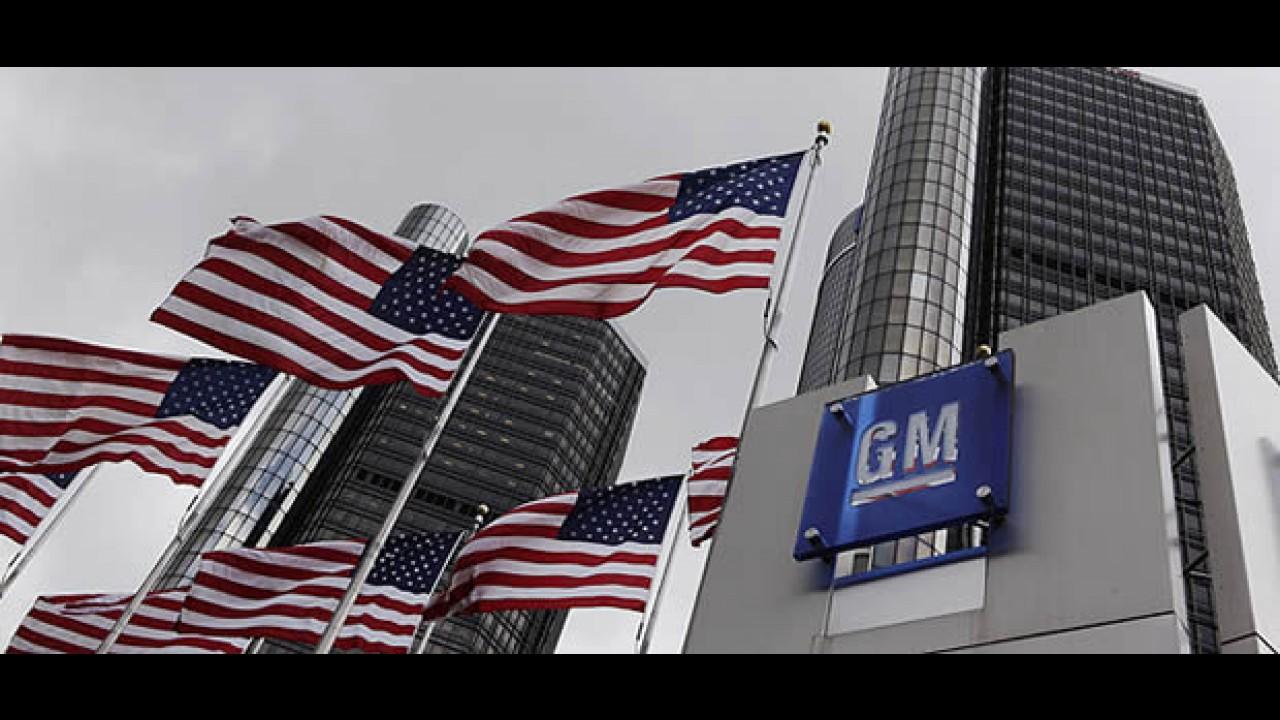 GM quer reduzir controle do governo dos EUA na empresa