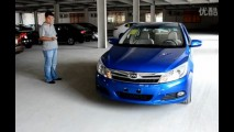 Vídeo: Veja o BYD F3 sendo estacionado pelo controle remoto