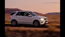 Novo Mercedes-Benz Classe M 2012 - Terceira geração é revelada oficialmente