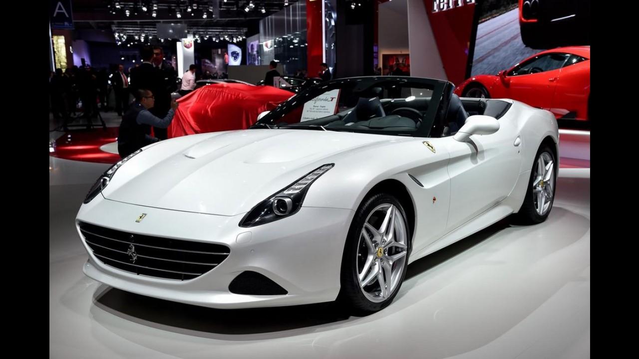 FCA anuncia separação da Ferrari e oferta de 10% de suas ações