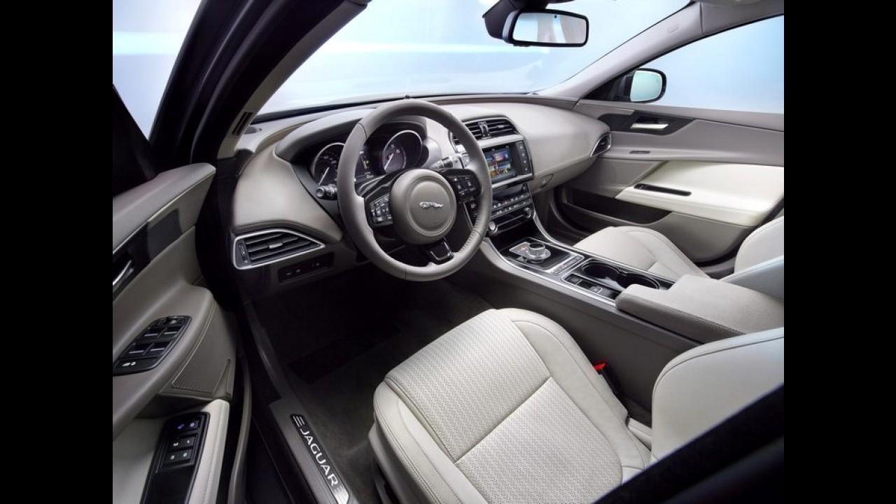 Cotado para ser brasileiro, Jaguar XE também será feito na China