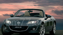 2009 Mazda MX-5 facelift