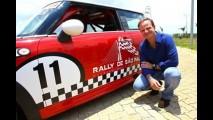 Rally de São Paulo acontecerá em estádio com versão de corrida do MINI Cooper S John Cooper Works